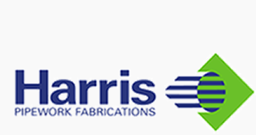 Harris Pipework Fabrications Logo